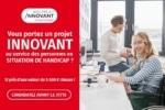 Appel à projets | Mon projet innovant par la caisse d'épargne Bretagne pays de La Loire